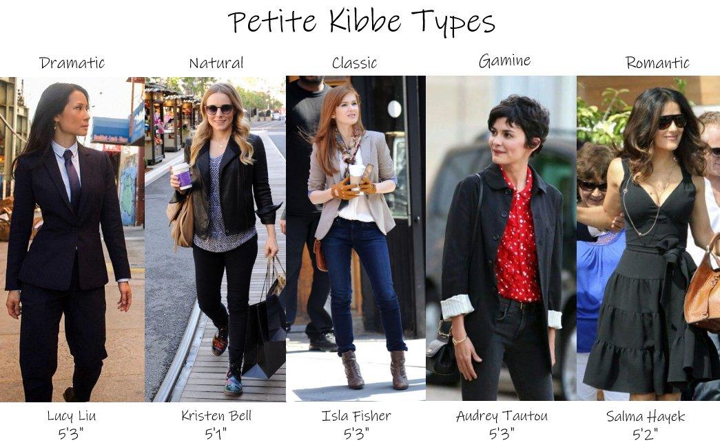 Kibbe For Petites La Petite Poire